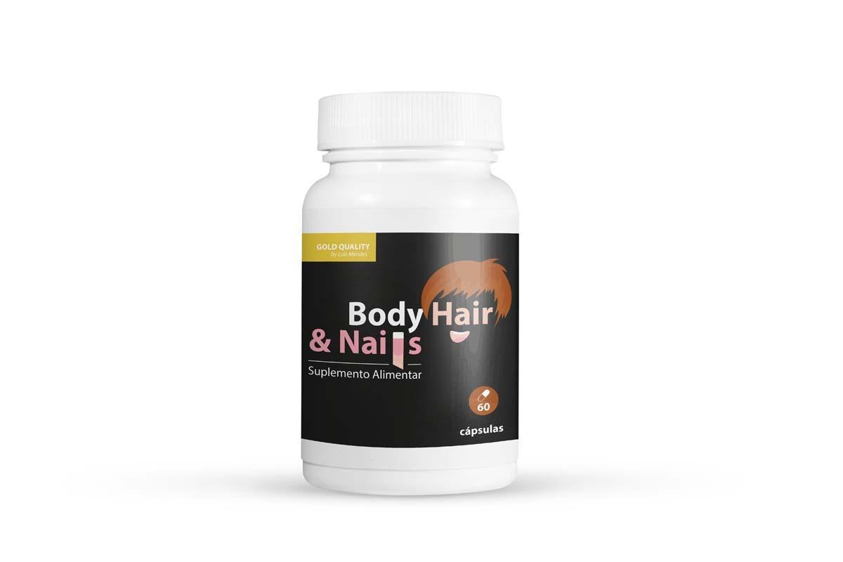 Body Hair Nails
